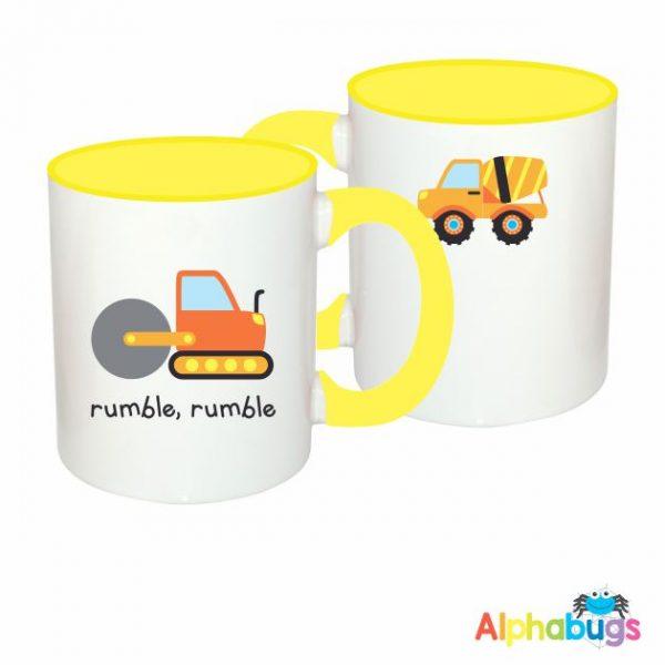 Mugs – Boys At Work- Rumble