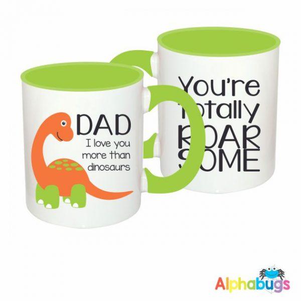 Mugs – Dinoroars – Dad I love you