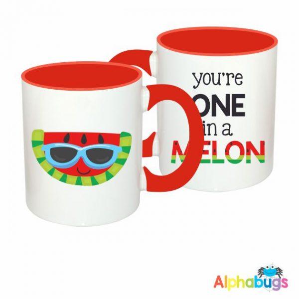 Mugs – Cutie Fruity – Melon