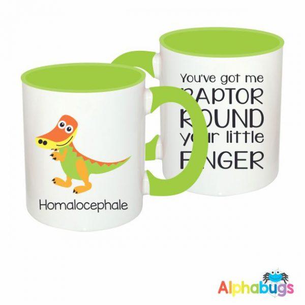 Mugs – Dinoroars – Raptor Round