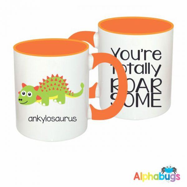 Mugs – Dinoroars – You're Totally Roarsome