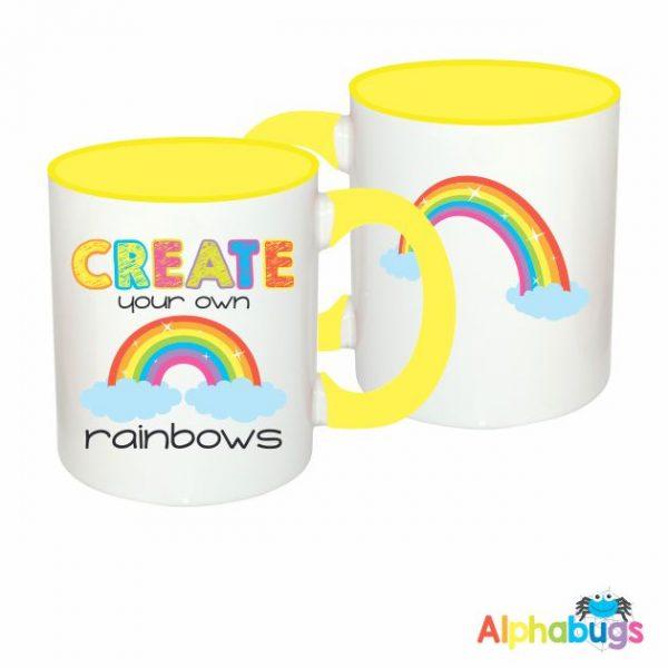 Mugs – Chasing Rainbows – CREATE