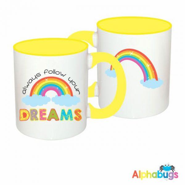Mugs – Chasing Rainbows – DREAM