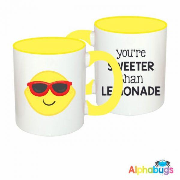 Mugs – Cutie Fruity – Lemonade