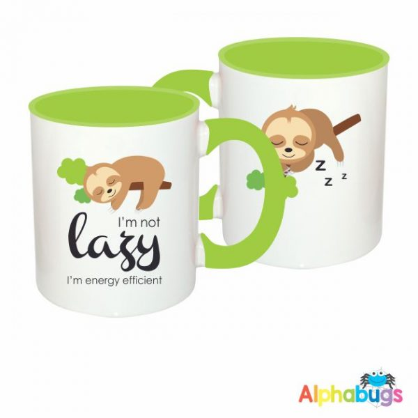 Mugs – A Slumber Of Sloths – I'm Not Lazy