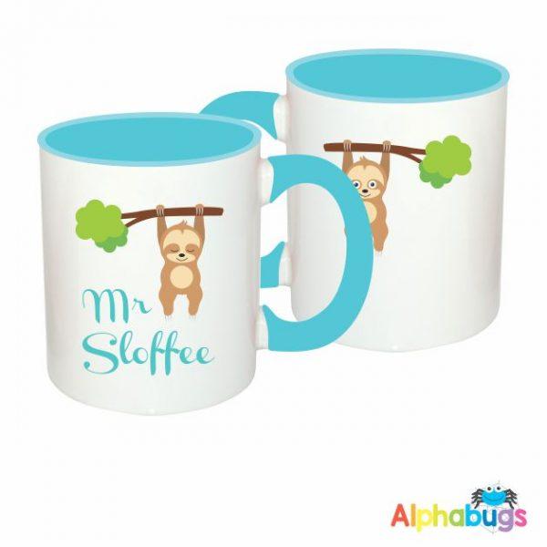 Mugs – A Slumber Of Sloths – Mrs Loffee