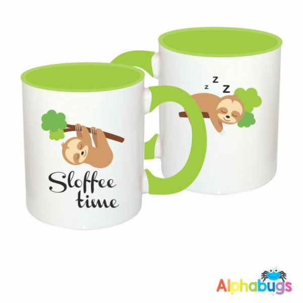 Mugs – A Slumber Of Sloths – Sloffee Time