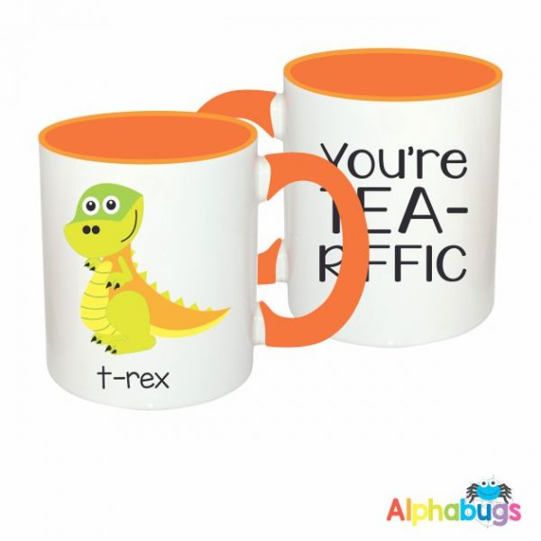 Mugs – Dinoroars – You're Tea-riffic