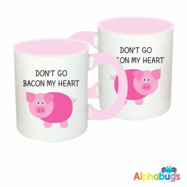 Mugs – This Little Piggy – Bacon my Heart