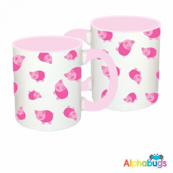 Mugs – This Little Piggy – Pattern 1