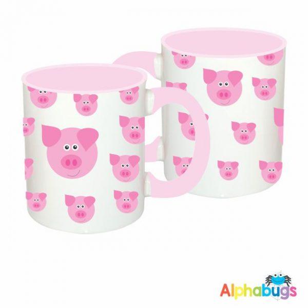 Mugs – This Little Piggy – Pattern 2