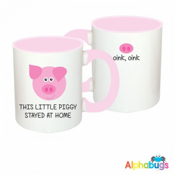 Mugs – This Little Piggy – Stayed Home