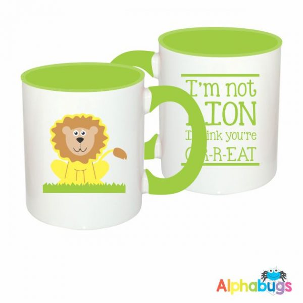 Mugs – In The Wild – I'm Not Lion