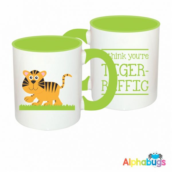 Mugs – In The Wild – Tiger-riffic