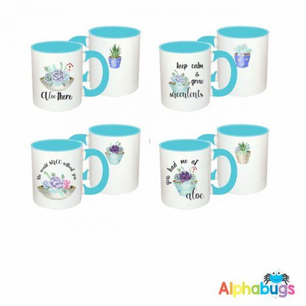 Mug Set – Aloe There