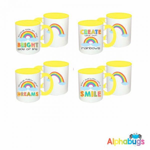 Mug Set – Chasing Rainbows