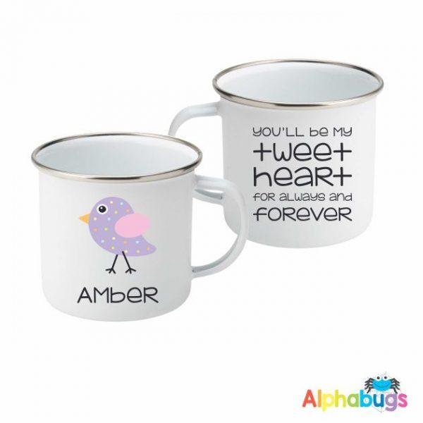 Design-Your-Own Mug Enamel