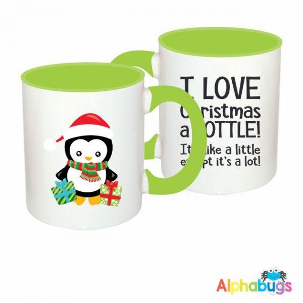 Mugs – I love Christmas