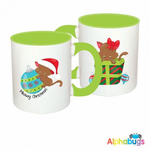 Mugs – Meowy Christmas