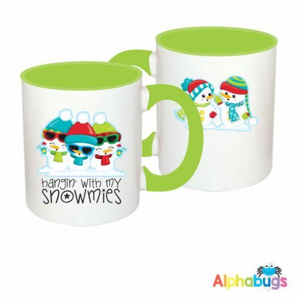 Mugs – Hangin with my Snowmies
