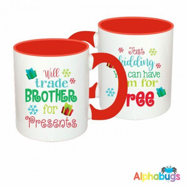 Mugs – Will Trade Brother