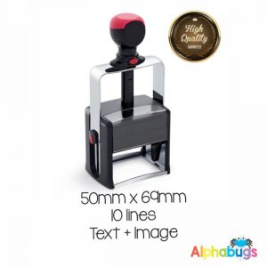 Self-Inking Stamp R800P