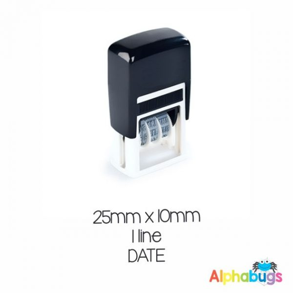 Self-Inking Stamp S161 Dater