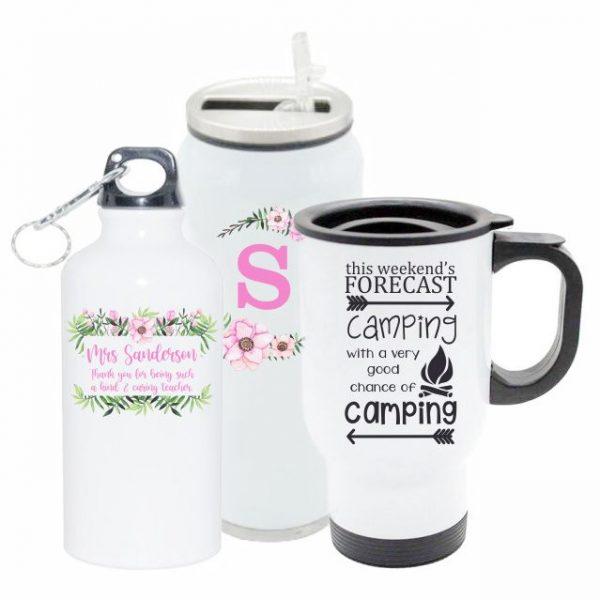 Flasks & Water Bottles