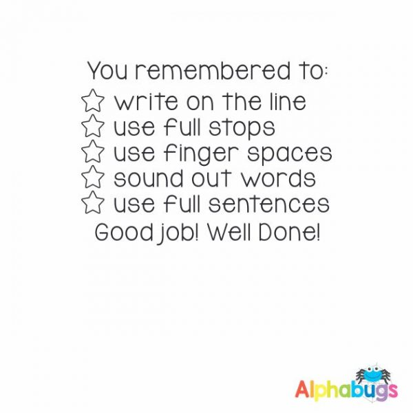 You Remembered Checklist