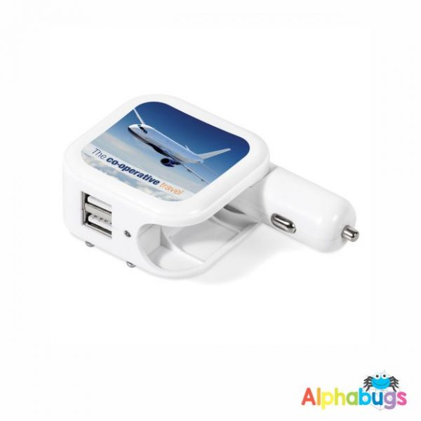 Electron Dual USB Car & Wall Charger
